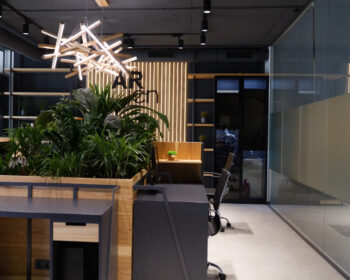 Офис «AR-JEN»