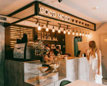 "Cafe ""GOOD MOOD"""