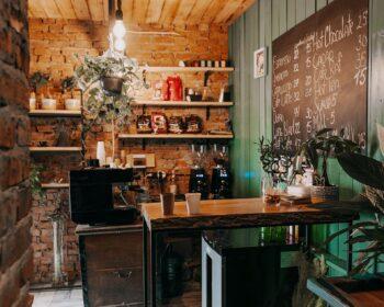 "Cafe ""Flawercafe"""